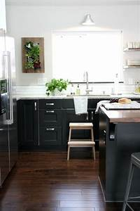 Ikea ramsjo contemporary kitchen house tweaking for Kitchen colors with white cabinets with overstock metal wall art