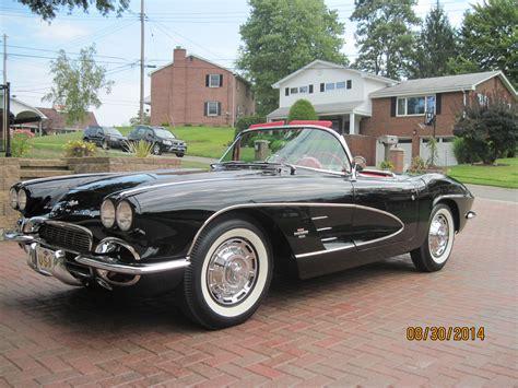corvette cars for sale 1961 corvette for sale corvetteforum chevrolet corvette discussion