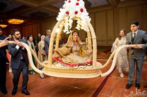 showstopping bridal entrance photo  uzbin wedding