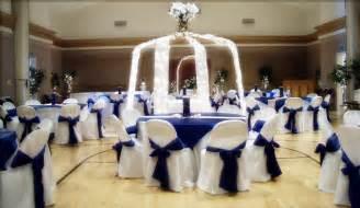 royal blue and gold wedding decorations runaway bridal planner royal blue wedding