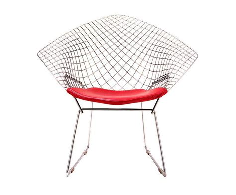 chaise design italien designapplause bertoia lounge chair harry bertoia