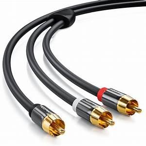 Hifi Kabel Verstecken : deleycon 2m subwoofer kabel cinch rca y kabel hifi audio kabel 3x cinch stecker ebay ~ Markanthonyermac.com Haus und Dekorationen