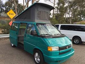 1993 Vw Eurovan Camper Westfalia For Sale In Encinitas