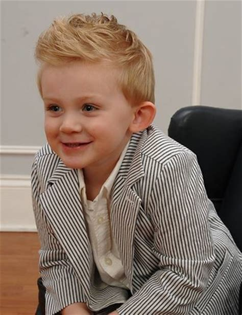 70 Most Adorable Baby Boy Haircuts [Updated for 2017]