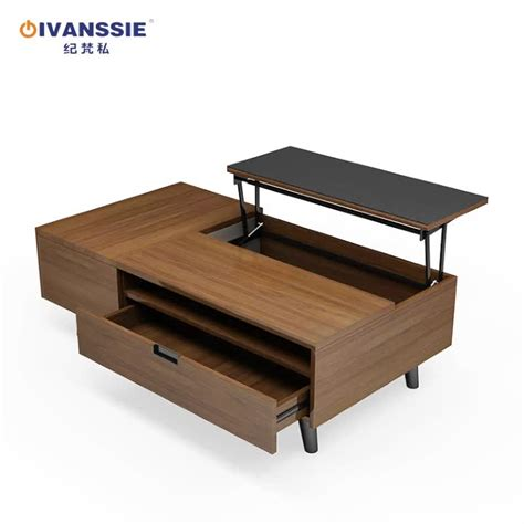 Most foldable tables in the event furniture industry offer steel tubed legs and have reinforced on regular tubular steel legs. Multifunctional Folding Lift Coffee Table For Living Room With Storage - Buy Lift Coffee Table ...