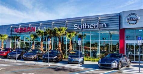 Car Dealers In Fl by Sutherlin Nissan Orlando Fl 32817 Car Dealership And