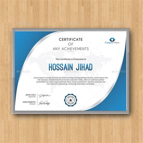 diploma  certificate templates  psd word vector