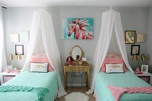 30, Prettiest, Mermaid, Bedroom, Ideas, For, Girls, Which, Are