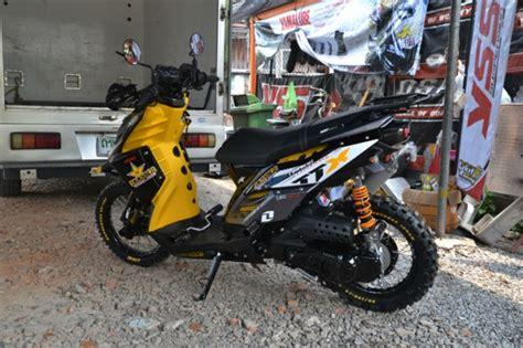 Modifikasi Mio Sporty Menjadi X Ride by Kumpulan Modifikasi Motor Yamaha X Ride 2016 Dealer