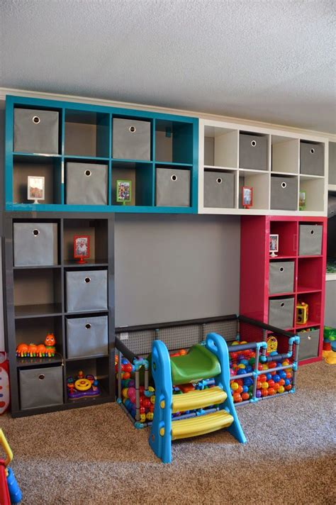 71 Toy Storage Ideas Diy Plans In A Small Space Your