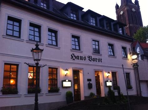 Hotel Restaurant Haus Vorst  Prices & Reviews