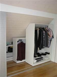 Kleiderschrank In Dachschräge : der schrank spezialist gmbh fotogalerie schr nke in dachschr ge begehbarer kleiderschrank ~ Sanjose-hotels-ca.com Haus und Dekorationen