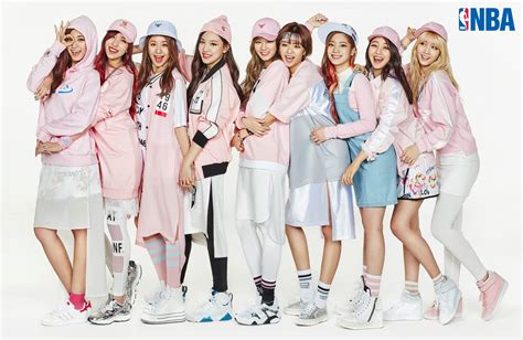 Twice & Got7 Become The New Models For Clothing Brand 'nba
