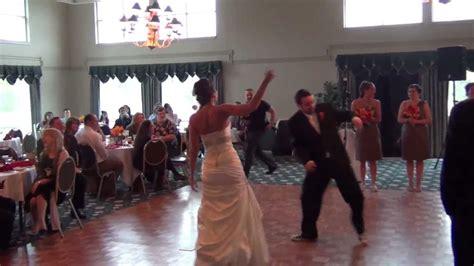 country hip hop wedding dance youtube
