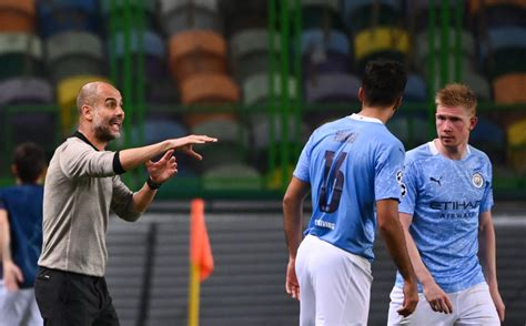 Manchester City player ratings vs Olympique Lyonnais - The ...