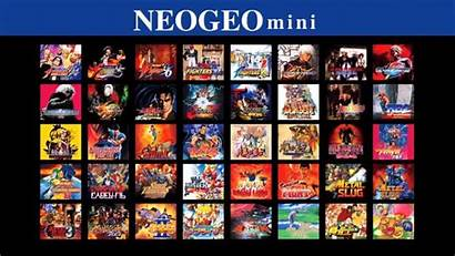 Mini Games Geo Neo International Snk Nintendo