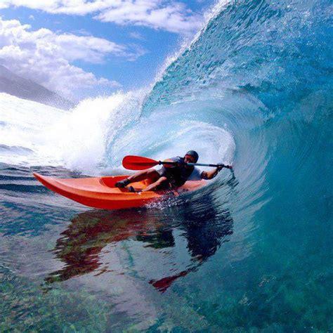 Canoes Surf by Fancy Dagger Kaos 10 2 Surf Kayak