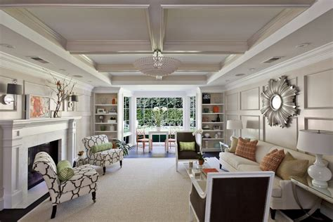 odd shape room living room contemporary with tray ceiling transitional dining side chairs