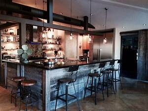 Our kitchen - modern industrial chic | Decor | Pinterest ...
