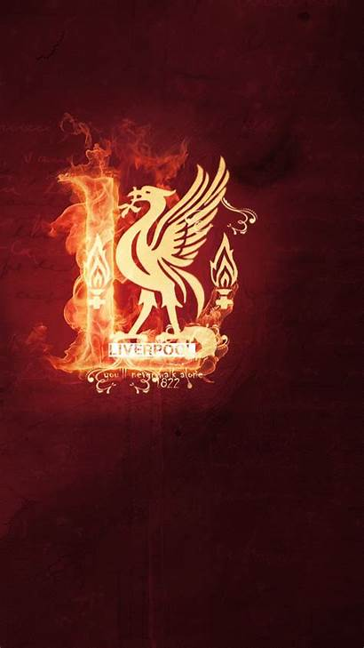 Liverpool Iphone Wallpapers Xr Fc Nike Champions
