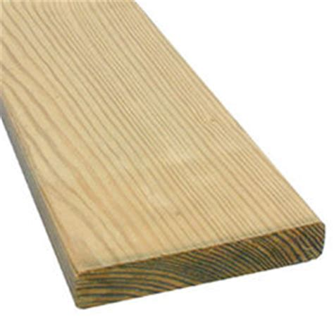 1 X 6 Pt Decking by Wood Decking And Porch Flooring