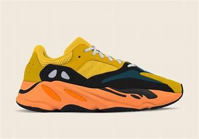 Yeezy 700 Boost Adidas Sun Release Sneakernews