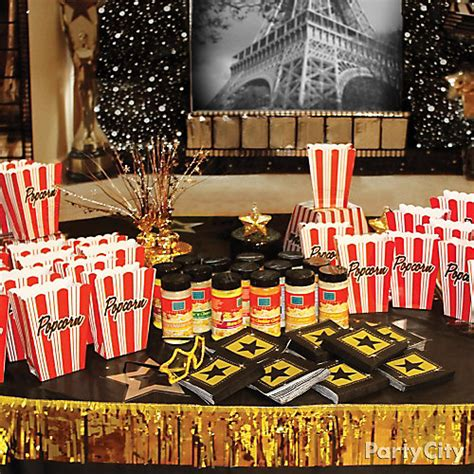 theater popcorn bar decorating idea carpet ideas