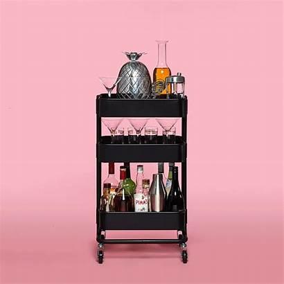 Kitchen Ways Smart Cart Raskog Ikea Jarvis