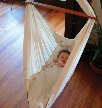 Natures Nest Baby Hammock by Natures Sway Organic Baby Hammock Contemporary Baby