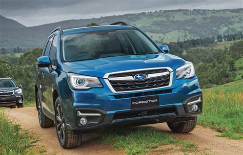 2019 Subaru Forester Release Date, Color  2018 2019 New