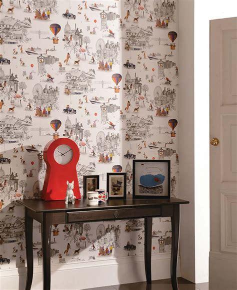 papier peint chambre d enfant du papier peint pour une chambre d enfant frenchy fancy