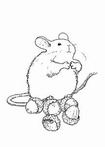 Mouse Coloring Pages - Coloringpages1001.com