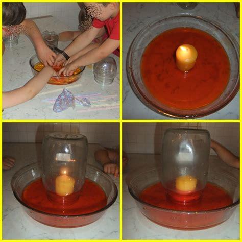 Combustione Candela by Studiamando Liberamente Venti Piccoli Esperimenti Con L