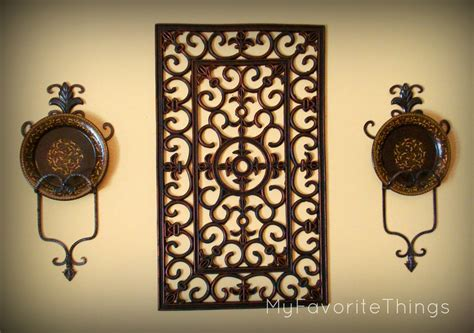 """My Favorite Things """"wrought Iron"""" Wall Art. Art Home Decor. Decorative Ceiling Hooks. House Decor Ideas. Linon Home Decor Products. Large Decorative Wall Stickers. Gems Decoration. Contemporary Kitchen Decor. Efficient Room Heaters"""