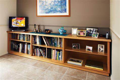 Do It Yourself  Lowline Bookshelf  Australian Handyman