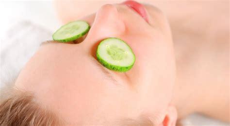Cucumbers on Eyes | Skin Care For Wrinkles - Anti Wrinkle