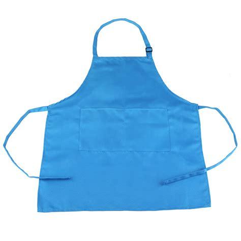 tablier de cuisine uni mignon pour enfants uni tablier cuisine cuisson pâtisserie