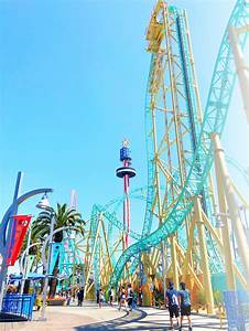 3 Must-Have Summer Treats at Knott's Berry Farm | Living ...  Ride