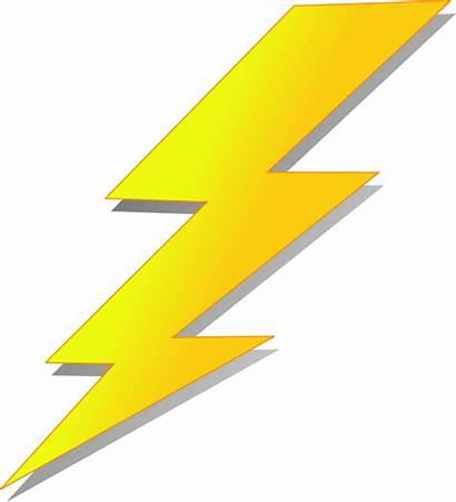 Lightning Ball Clipart Rayo Aqua Draw Clip