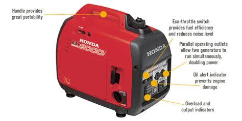 Honda Eu2000 Portable Inverter Generator