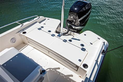 Boston Whaler Deck Boats by Boston Whaler 240 Dauntless Review Boat