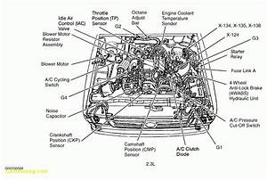 2000 Mazda Protege Engine Sensor Diagram