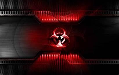 Biohazard Symbol Desktop Background Wallpapers Radioactive Backgrounds