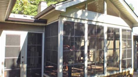 Diy Screened In Porch Kit by Diy Porch Enclosure Eze Kits My Sunroom Llc