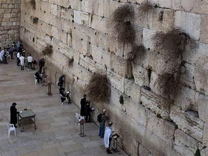 Wall Western Kotel Israel Jerusalem Controversy Jewish
