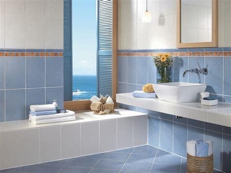 Badezimmer Fliesen Ideen Blau by Blaue Badezimmer Fliesen