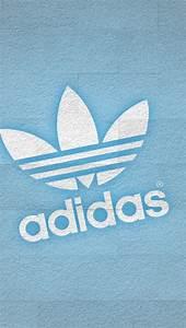 640x1136 Adidas White Logo Iphone 5 wallpaper