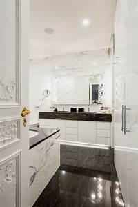 Reinigung Von Marmor : eine der bad ideen war die klassische kombination von ~ Michelbontemps.com Haus und Dekorationen