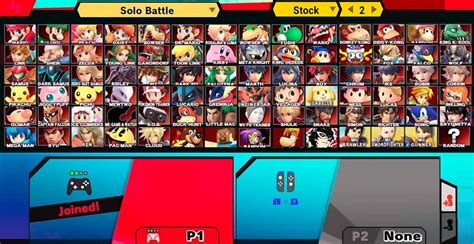 Smash Bros Ultimate Fake Css By Kingminecraft20xx On