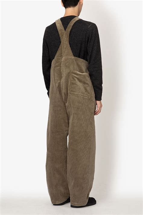CORDUROY OVERALL | OVERALLS | COVERCHORD